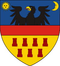 Transylvania coat of arms